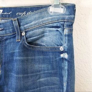 7 For All Mankind Jeans - 7 For All Mankind Crop Dojo Jeans Size 30
